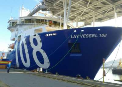 Lay Vessel 108